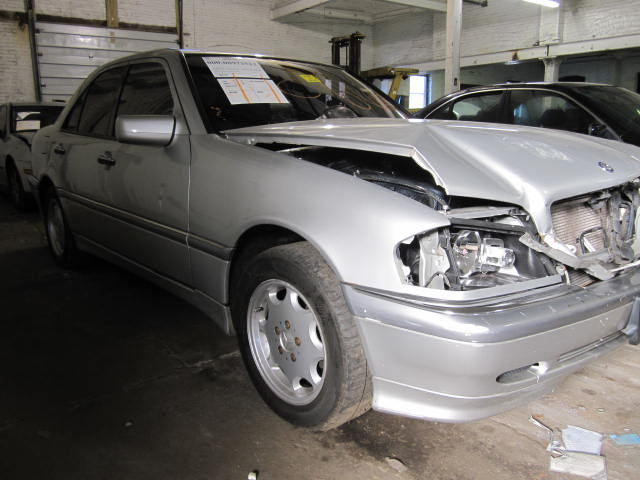 Parting out 1999 mercedes c280 stock 110669 tom 39 s for Mercedes benz c280 parts