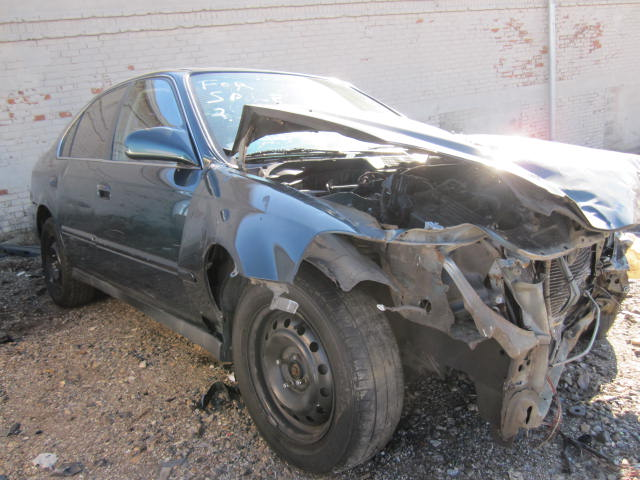 This Is A 1997 Honda Civic For Parts.