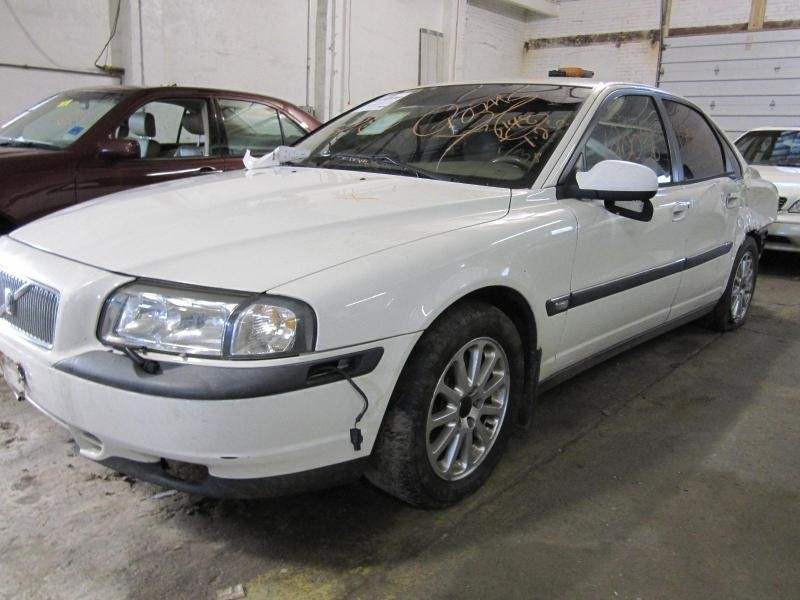 Parting Out 2000 Volvo S80 Stock 120036 Tom S Foreign