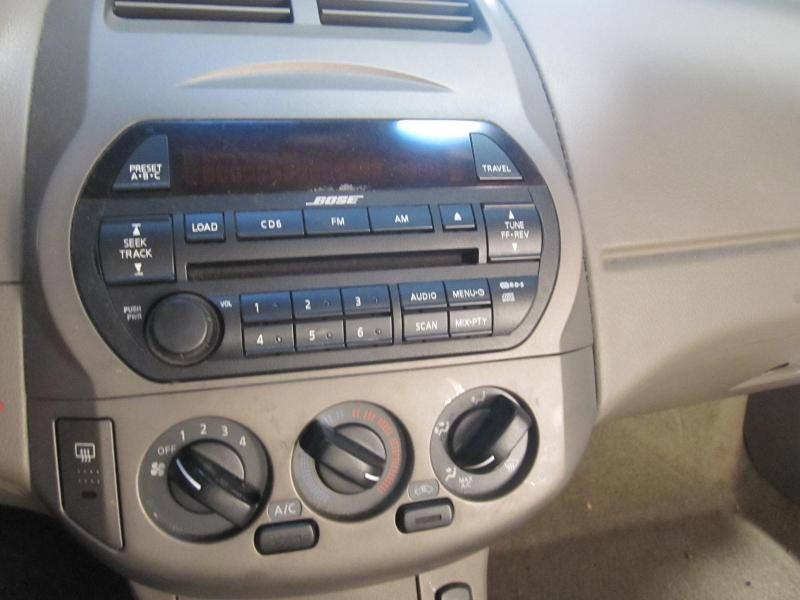Parting out 2002 Nissan Altima - Stock # 120037 - Tom's Foreign Auto