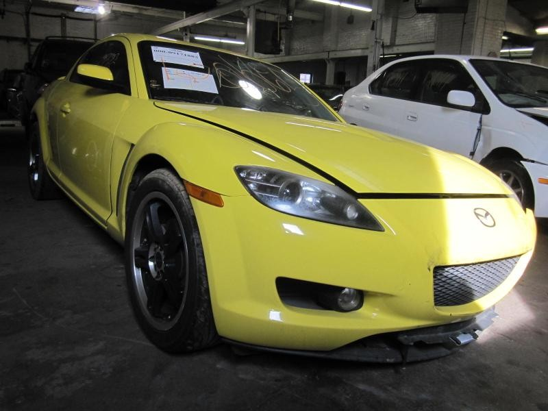 Parting out a 2004 Mazda RX8