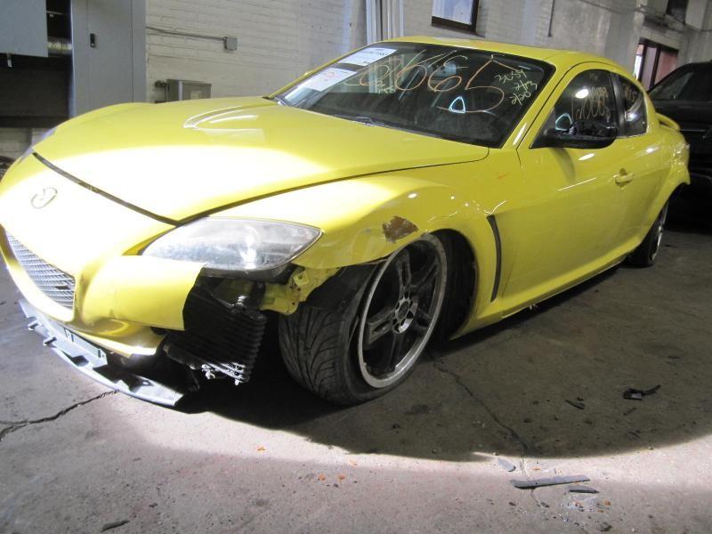 Rear Interior Door Trim Panel Mazda Rx8 2004 04 543119 Ebay