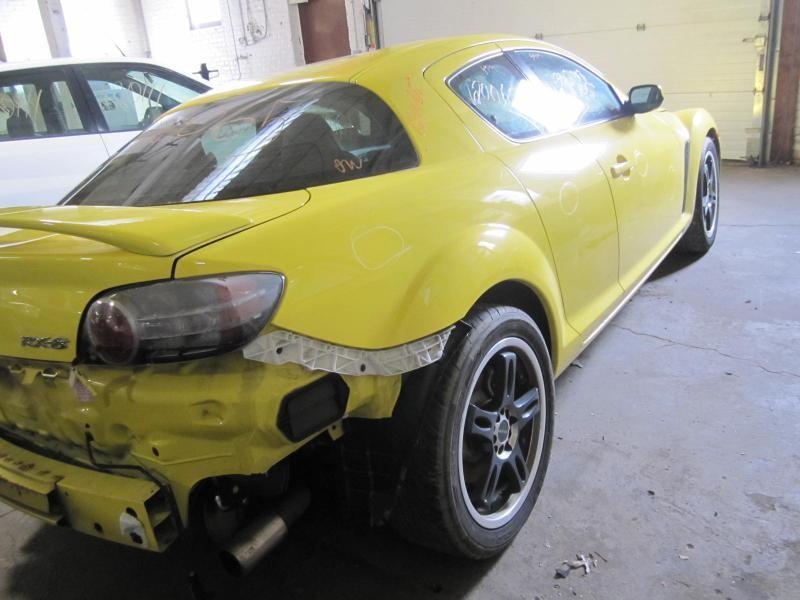 Front Interior Door Trim Panel Mazda Rx8 2004 04 543117