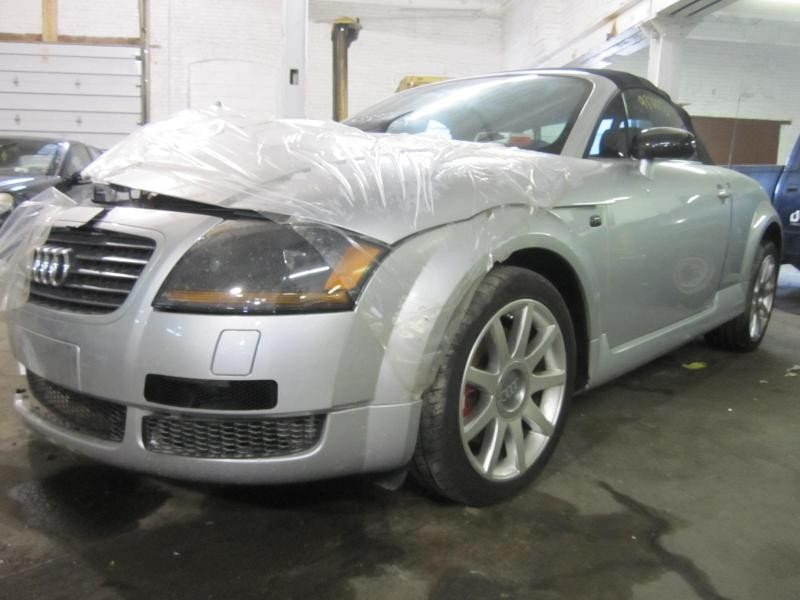 Parting out 2001 Audi TT - Stock # 120105 - Tom's Foreign Auto Parts