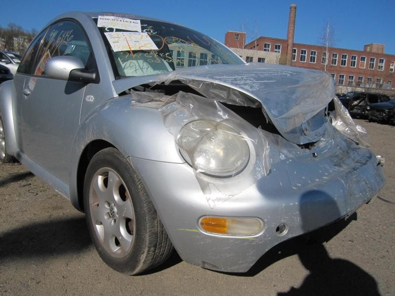 Parting out 2002 Volkswagen Beetle - Stock # 120145 - Tom's Foreign