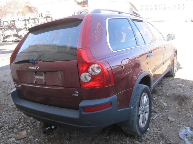parting out 2005 volvo xc90 stock 120159 tom 39 s. Black Bedroom Furniture Sets. Home Design Ideas
