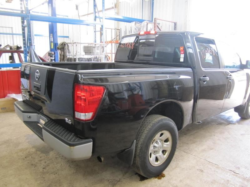 This Is A 2004 Nissan Titan For Parts.