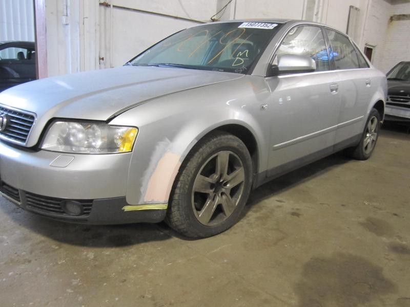 Parting Out 2002 Audi A4 - Stock   120191