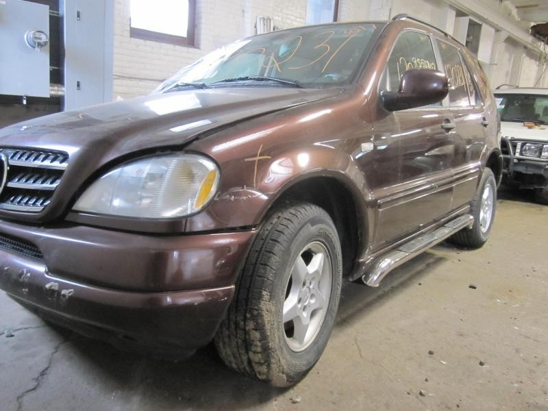Parting out 2001 mercedes ml320 stock 120231 tom 39 s for Mercedes benz 2001 ml320 parts