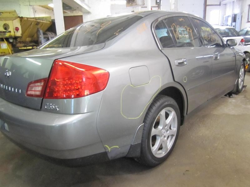 parting out 2004 infiniti g35 stock 120279 tom 39 s foreign auto parts quality used auto parts. Black Bedroom Furniture Sets. Home Design Ideas