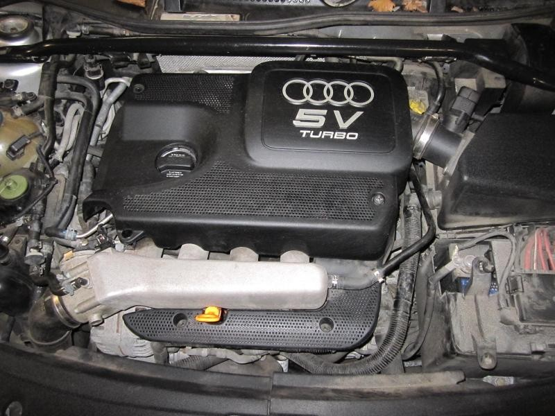 Parting out 2000 Audi TT - Stock # 120389 - Tom's Foreign Auto Parts