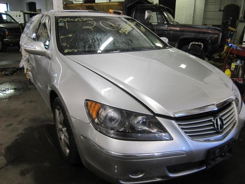 roof mounted overhead console acura rl 2005 05 2006 06 594818. Black Bedroom Furniture Sets. Home Design Ideas