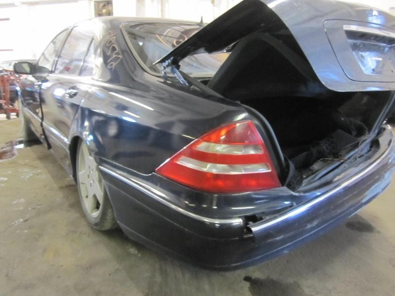 Parting out 2000 mercedes s430 stock 120542 tom 39 s for Mercedes benz s430 parts