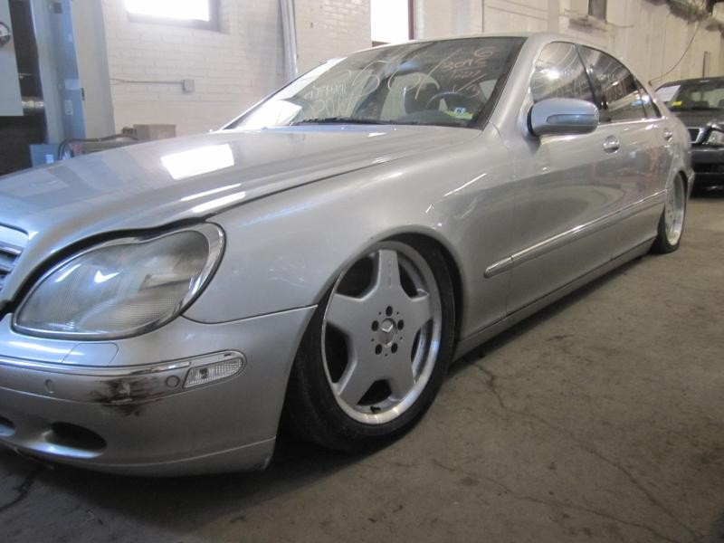 Parting out 2000 mercedes s430 stock 120561 tom 39 s for Mercedes benz s430 parts