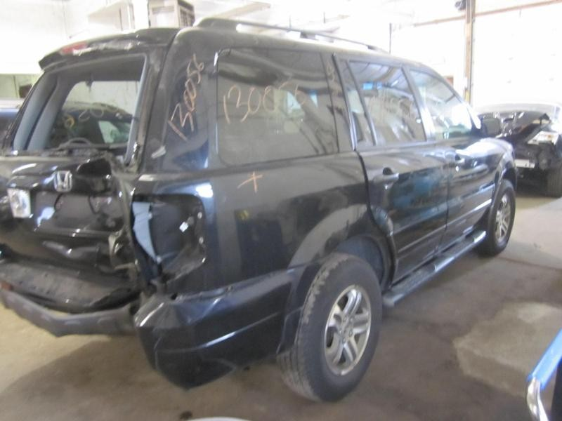 Honda Pilot Parts >> Parting Out 2004 Honda Pilot Stock 130056 Tom S Foreign Auto