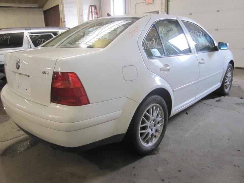 Parting out 2001 Volkswagen Jetta - Stock # 130081 - Tom's ...