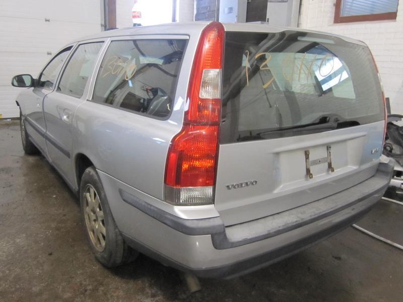 Front Interior Door Trim Panel Volvo V70 2002 02 614072