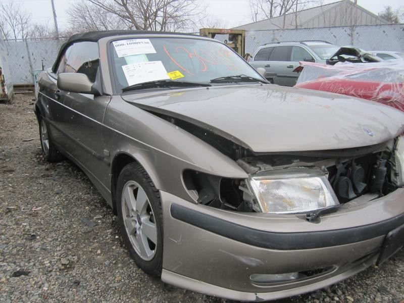New Car's in stock for parts