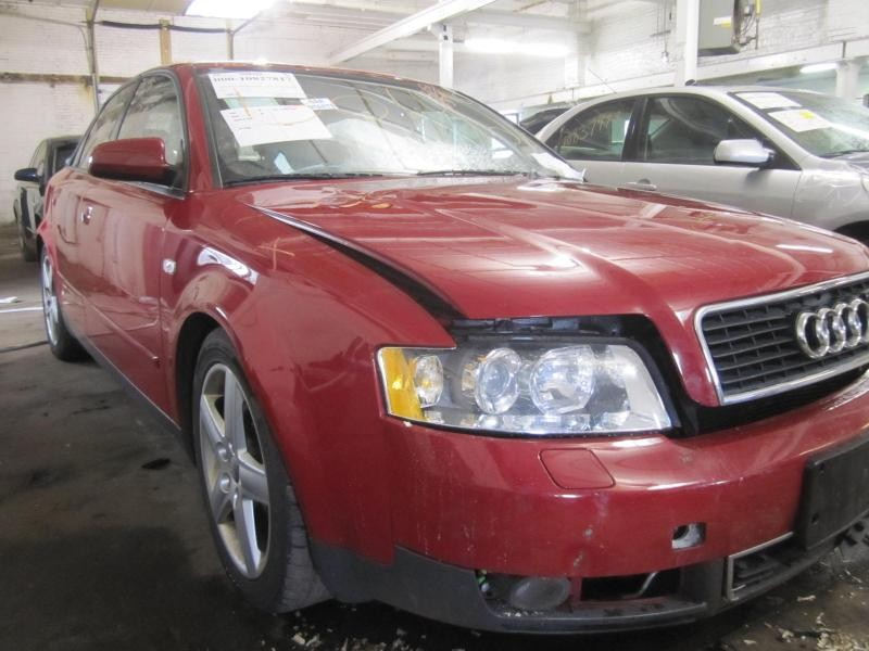 Parting Out 2002 Audi A4 - Stock   130142