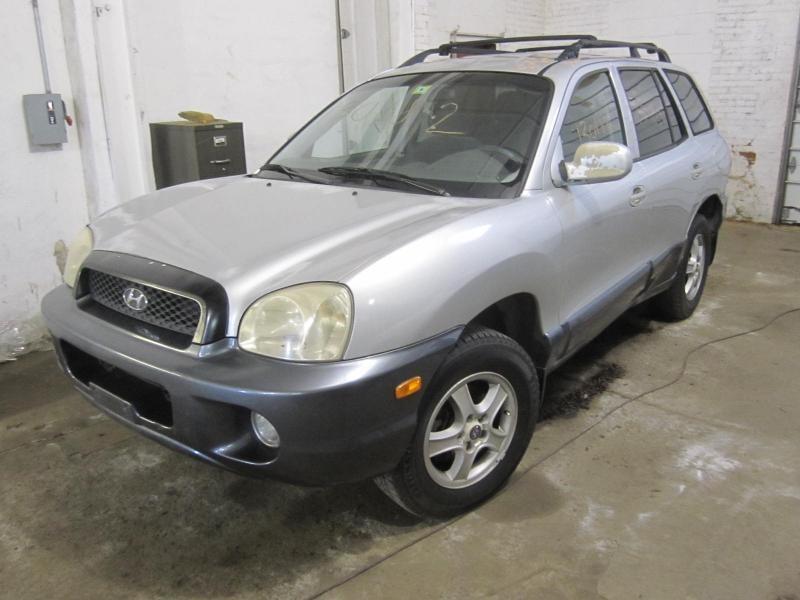 Superior Parting Out 2001 Hyundai Santa Fe U2013 Stock # 130182. This Is A 2001 Hyundai  Santa Fe For Parts.