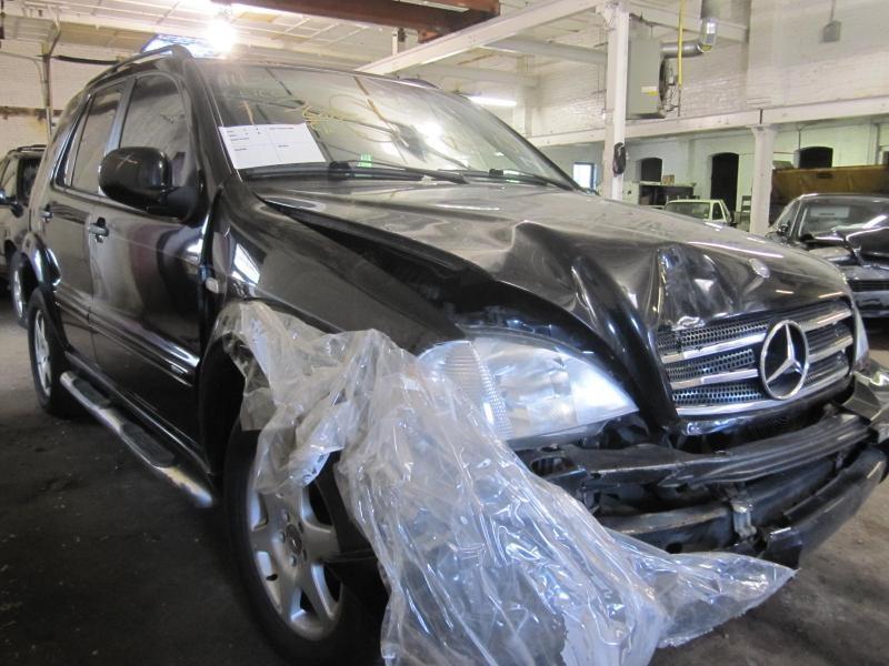 Fender mercedes ml320 ml430 ml55 2000 00 2001 01 left 632274 for Mercedes benz 2001 ml320 parts