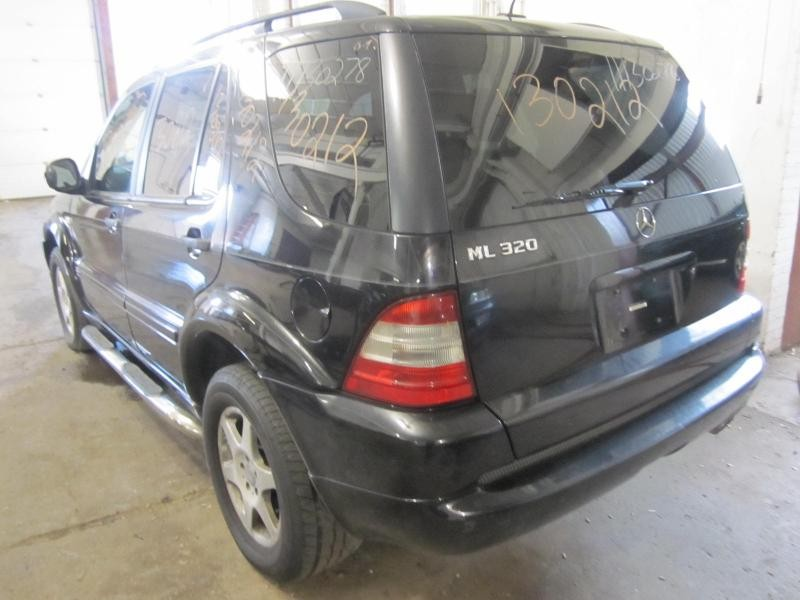 Parting out 2001 mercedes ml320 stock 130212 tom 39 s for Mercedes benz 2001 ml320 parts