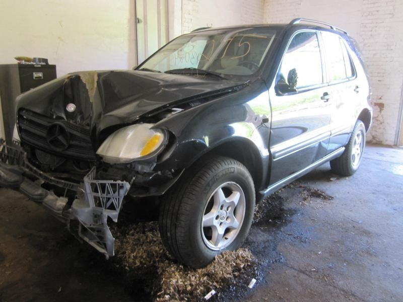 parting out 1999 mercedes ml320 stock 130245 tom 39 s
