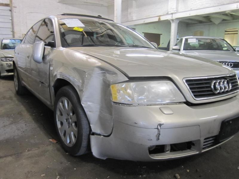 Parting Out 2001 Audi A6 Stock 130248 Toms Foreign Auto Parts