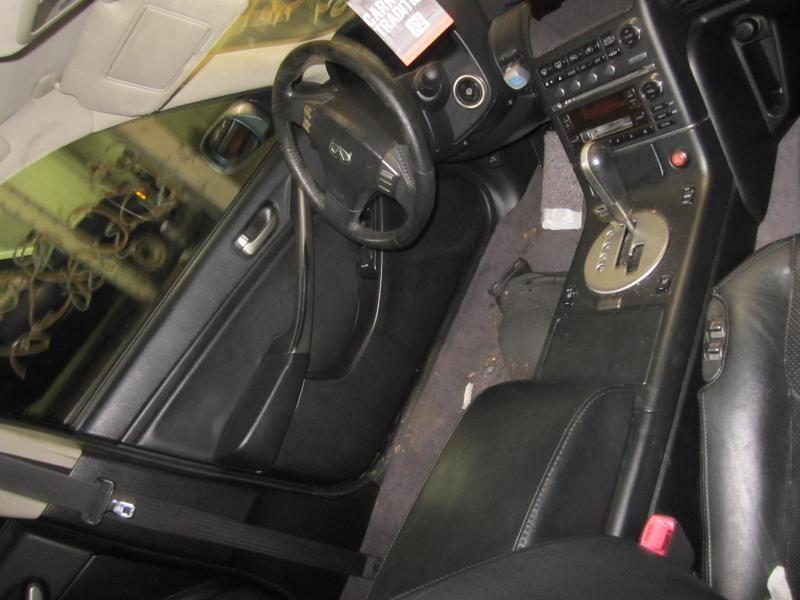 Front Interior Door Trim Panel Infiniti G35 2004 04 636495 Ebay