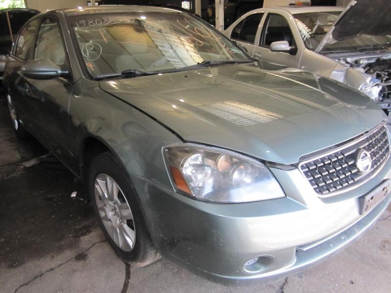 Owners Manual Nissan Altima 2006 06 639185