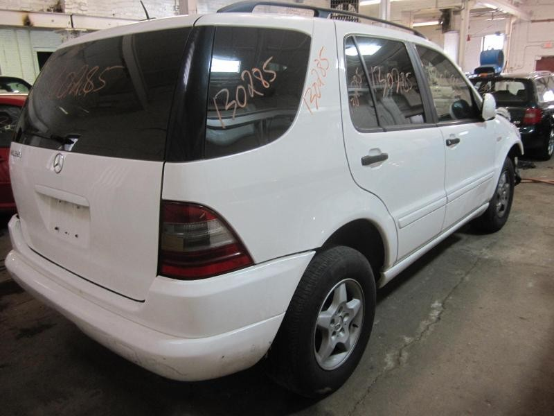 Parting out 2001 mercedes ml320 stock 130285 tom 39 s for Mercedes benz 2001 ml320 parts