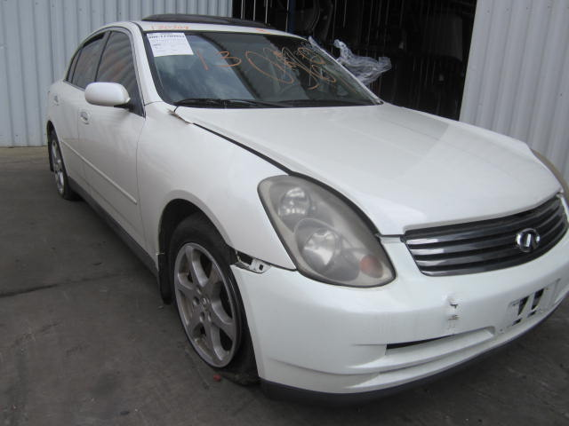 parting out 2004 infiniti g35x stock 130369 tom 39 s foreign auto parts quality used auto parts. Black Bedroom Furniture Sets. Home Design Ideas