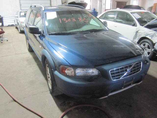 parting out 2001 volvo xc70 stock 130380 tom 39 s. Black Bedroom Furniture Sets. Home Design Ideas