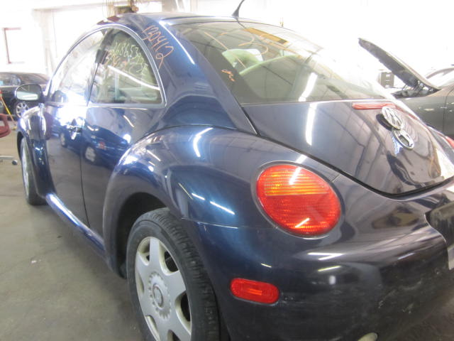 Parting Out 2001 Volkswagen Beetle Stock 130412 Tom 39 S Foreign Auto Parts Quality Used