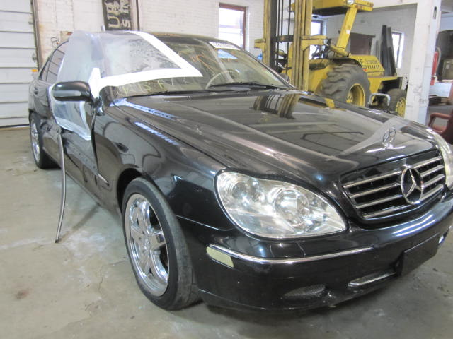 Parting out 2000 mercedes s430 stock 130480 tom 39 s for Mercedes benz s430 parts
