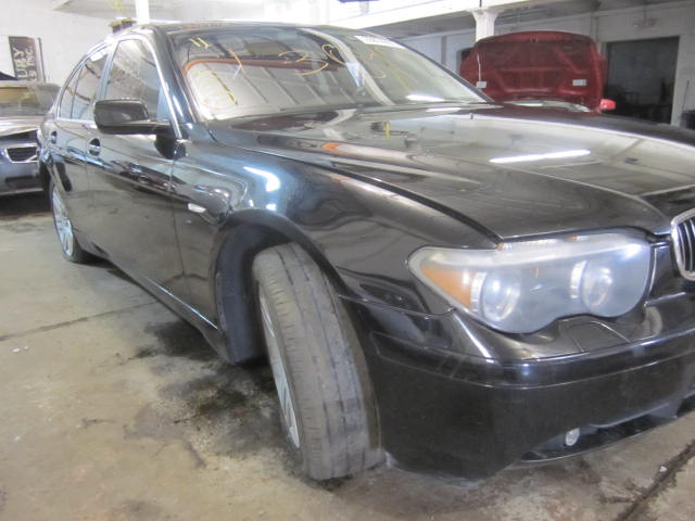 Parting Out BMW I Stock Toms Foreign Auto - 2002 bmw 745i price