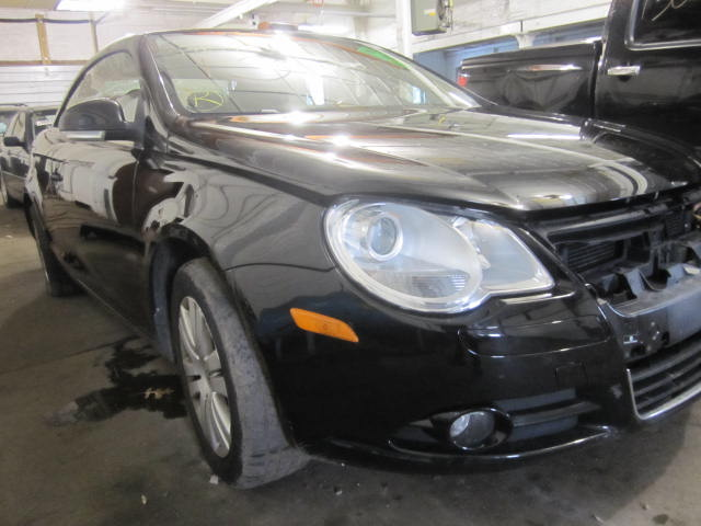 parting out 2007 volkswagen eos stock 130522 toms