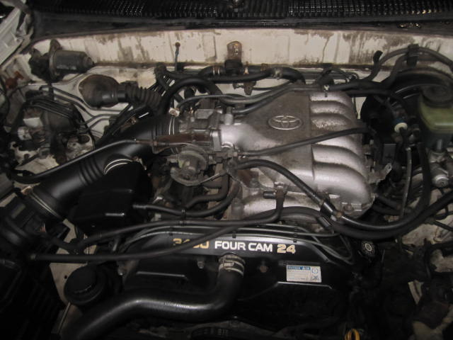 Parts Of A 1996 Toyota Engine Problems And Solutions