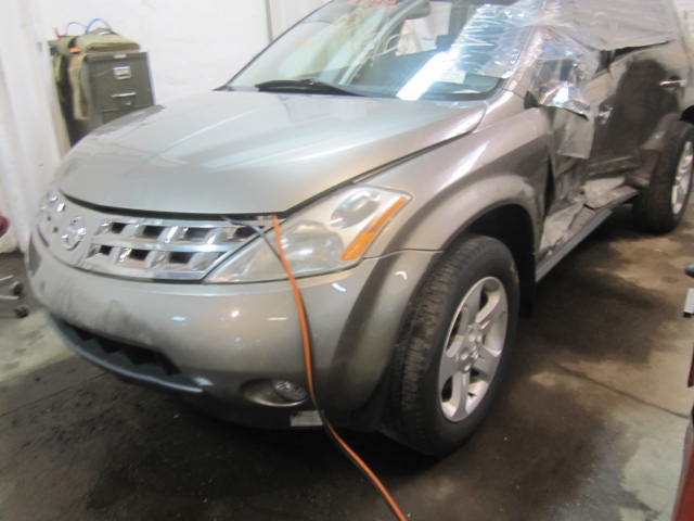 paring out 2003 nissan murano stock 140069 tom 39 s foreign auto parts quality used auto parts. Black Bedroom Furniture Sets. Home Design Ideas
