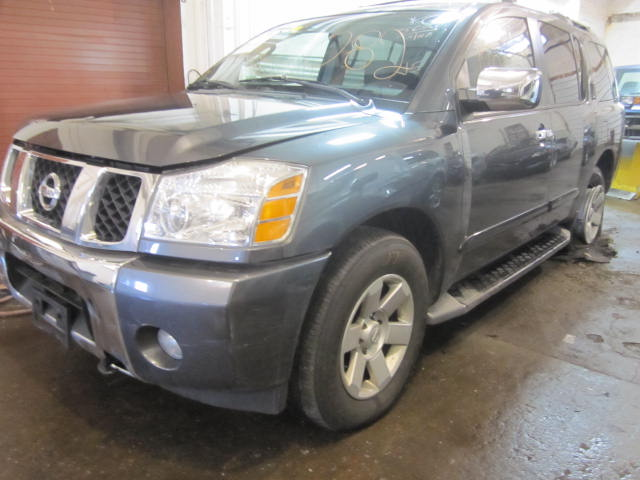 parting out 2004 nissan armada stock 140082 tom 39 s foreign auto parts quality used auto parts. Black Bedroom Furniture Sets. Home Design Ideas
