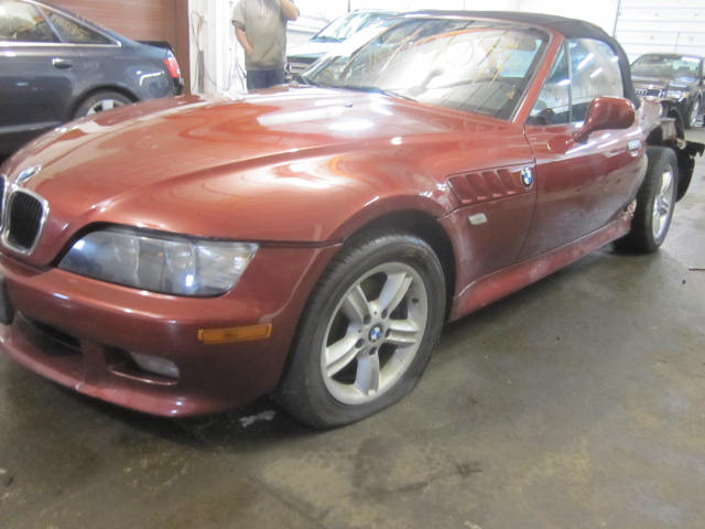 Parting Out 2001 Bmw Z3 Stock 140091 Tom S Foreign