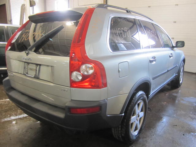 parting out 2005 volvo xc90 stock 140094 tom 39 s. Black Bedroom Furniture Sets. Home Design Ideas