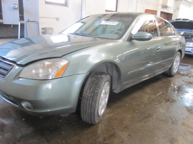 parting out 2003 nissan altima stock 140105 tom 39 s foreign auto parts quality used auto parts. Black Bedroom Furniture Sets. Home Design Ideas