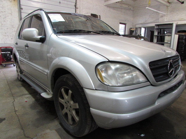 Rear Interior Door Trim Panel Mercedes Ml320 2000 00 708404 Ebay