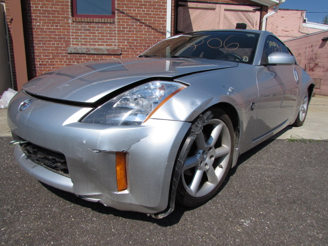 parting out 2004 nissan 350z stock 140206 tom 39 s. Black Bedroom Furniture Sets. Home Design Ideas
