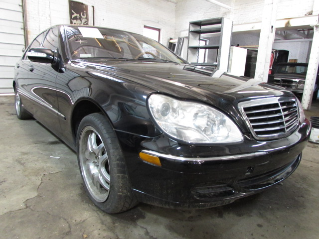 Parting out 2005 mercedes s430 stock 140213 tom 39 s for Mercedes benz s430 parts