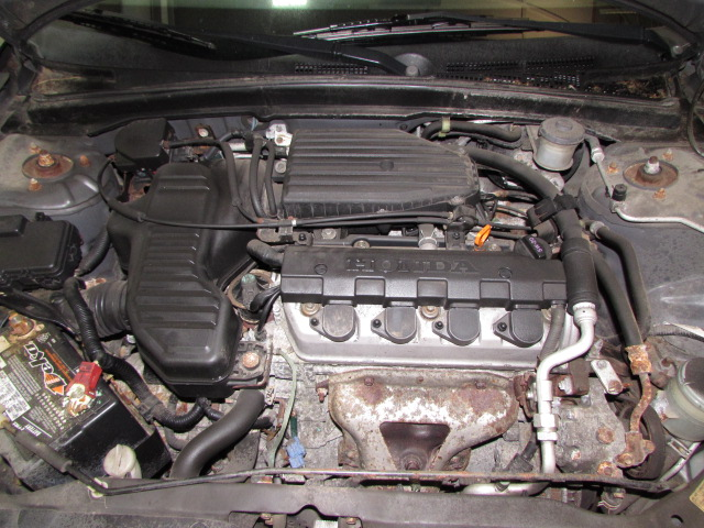 Parting out 2005 honda civic stock 140221 tom 39 s for 2005 honda civic oil