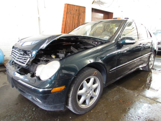 Parting out 2003 mercedes c240 stock 140226 tom 39 s for Mercedes benz c240 parts