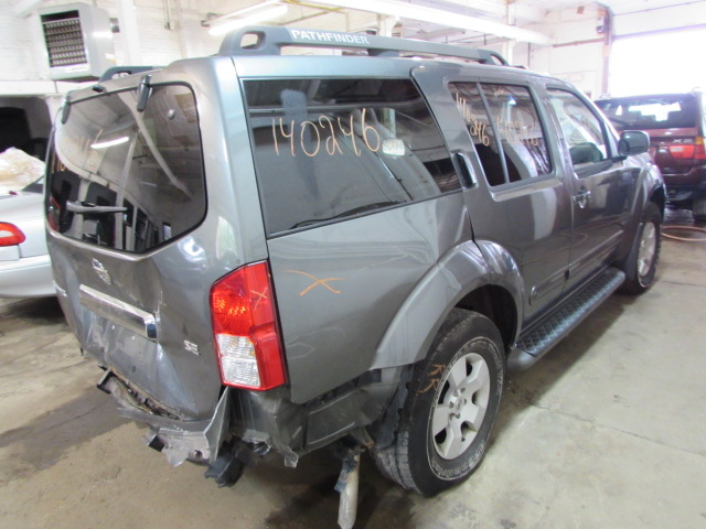 parting out 2006 nissan pathfinder stock 140246 tom 39 s foreign auto parts quality used. Black Bedroom Furniture Sets. Home Design Ideas