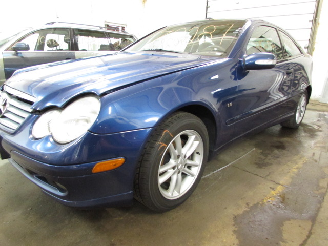 Parting out 2003 mercedes c230 stock 140287 tom 39 s for Mercedes benz c230 performance parts